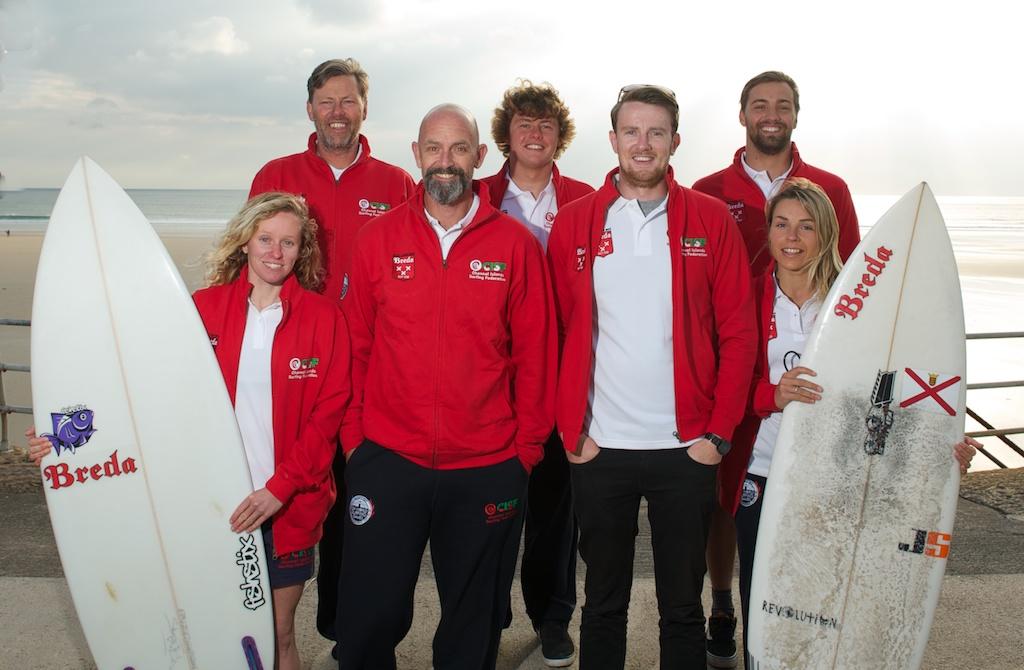 Senoir Team Group Picture
