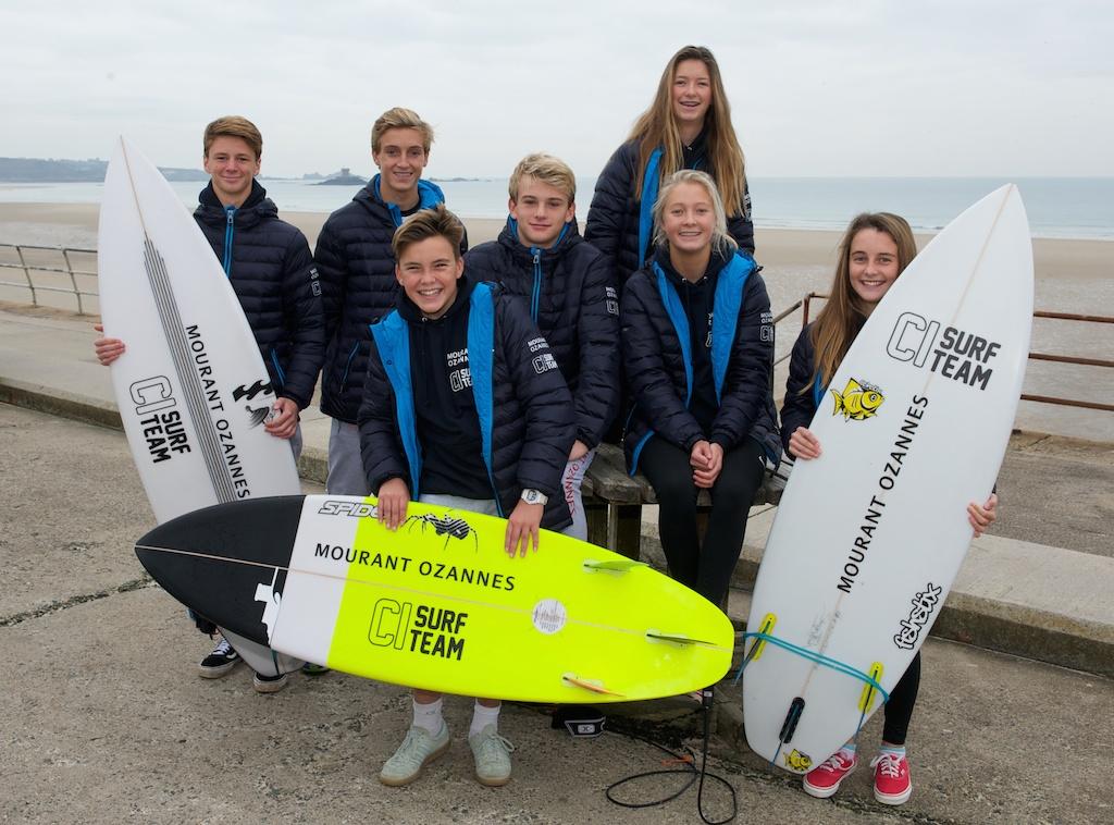 Junior Team Group Picture